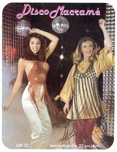 Disco Macrame Gaylemot Publishing 1979