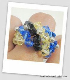 handmade ring tutorials