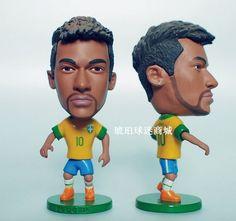 2014 World Cup Brazil Neymar.JR doll