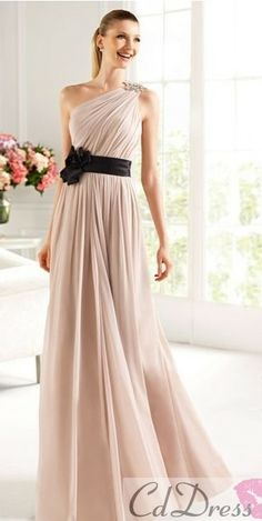 bridesmaid dress - love this contrast