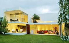 Minimalist Home Design In Mexico by Anonimous-LED