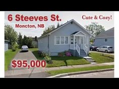 Moncton Real Estate - 6 steeves St.
