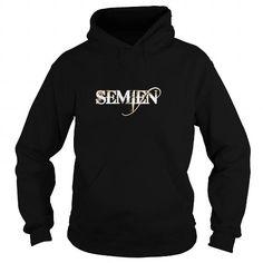 I Love I AM SEMIEN Shirts & Tees