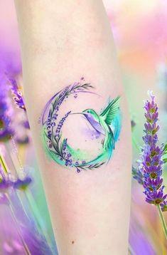 Atemberaubende Aquarell-Tattoos von Adrian Bascur – Aquarell Kolibri Tattoo © … Stunning watercolor tattoos by Adrian Bascur – watercolor hummingbird tattoo © tattooist Adrian Bascur 💕🐤🌺💕🐤🌺💕🐤🌺💕 – Pretty Tattoos, Cute Tattoos, Beautiful Tattoos, Body Art Tattoos, Small Tattoos, Awesome Tattoos, Tatoos, Key Tattoos, Foot Tattoos