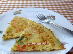 Omelette, Pizza, Cheese, Food, Cooking Vegetables, Roasts, Recipes For Children, Easy Meals, Meal