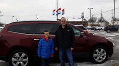 Pinterest friends I just hit 500 subscribers on YouTube. Please help me on my way to 600. Here is my Channel: https://www.youtube.com/WayneUlery Congrats to Andrew and AJ on the 2017 Chevy Traverse by Wayne Ulery.  See what Wayne's Chevrolet Family has to say at http://wyn.me/2ccU03u #Chevrolet #Traverse  I DELIVER!!!! For national sales contact Wayne Ulery at 330.333.0502  See behind the scenes at http://wyn.me/1W9nqys  Hot Chevy Videos:  2016 Chevrolet Camaro Convertible 2SS…