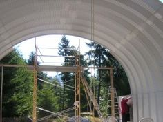 7 Best Construction/Assembly images in 2013 | Quonset homes, Kit