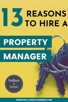 13 Reasons To Invest In Property Management Immediately Learn why you should invest in property management. Here are 13 reasons why you should use property managers for your real estate investments. Property Real Estate, Property For Rent, Rental Property, Management Company, Property Management, Money Management, Best Real Estate Investments, Real Estate Investing, Thing 1