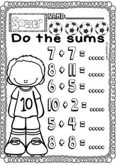 1st Grade Addition And Subtraction Worksheets ...