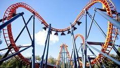 5 parcs d'attractions à visiter cet été
