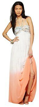 Summer Snake Maxi Maxi Dress By Free People $162