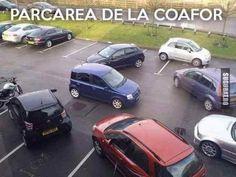 Parking pour non-voyants Parking, Picts, Funny Quotes, Lol, Memes, Uber, Philosophy, Smile, Google