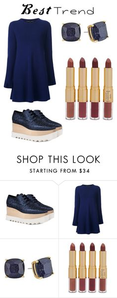 """best trend2016"" by evagelialove on Polyvore featuring STELLA McCARTNEY, Proenza Schouler, Kate Spade and tarte"
