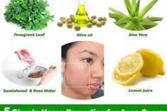 Back to Natural Remidies For Acne And How to Get Rid of Acne The best acne treatment theacnecode.com