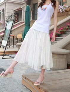 Cocktail Dress French Lilac Pleated Chiffon skirt by swanstore, $35.99