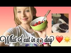 WHAT I EAT IN A DAY / SUMMER SCHOOL HOLIDAYS VLOG School Holidays, Summer School, Eat, Food, Meals