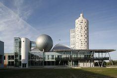 Science Centre AHHAA / Künnapu & Padrik Architects - Tartu, Estonia