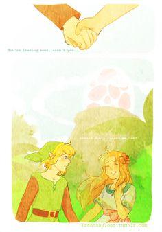 (82) Tumblr ~ Link's Awakening