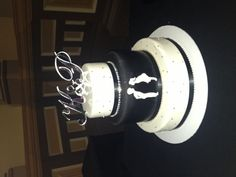 Engagement cake!!
