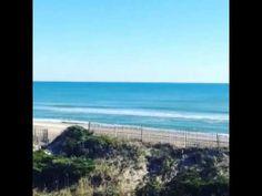 Oceanfront view of Avon Beach