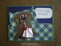 Get well punch art / punch list