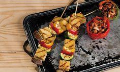 Sentirse sano y comer saludablemente es sencillo: con un poco de creatividad y gusto por la cocina, los amantes de lo verde pueden hacer el mejor plan: un perfecto asado vegetariano.