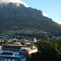 Blue Train: Pretoria to Cape Town