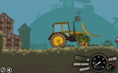 Tractors Power Friv Game