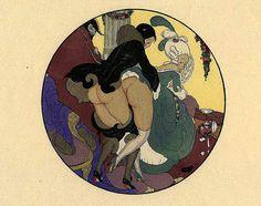 Опубликована живопись оскроносной лесбиянки фото 4