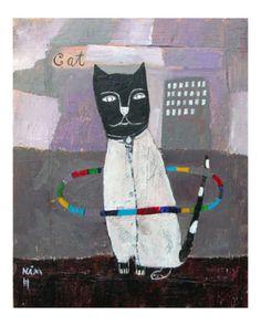 Nathaniel Mather, Hula Cat