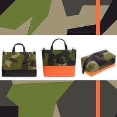 "articlereform:  ""M90 Splinter available online. Repeatable/Tileable Vector. Jack Spade Bags. #design #vector #graphic #illustrator #pattern #fabric #apparel #graphics #camo #Camouflage #repeat #textile #illustration #abstractart #graphicdesign #art..."
