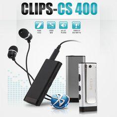 크립스 CS 400 블루투스 이어폰 이어셋