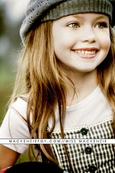 Renesmee- not gonna like, despite my dislike for the twilight movies, this girl is freakin adorable