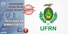 Promoção -  Apostila UFRN Assistente Administrativo em PDF e Impressa  #concursos