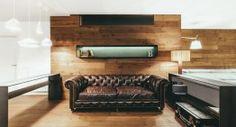 Meuble intérieur: idées pour le salon et la cuisine en 16 photos