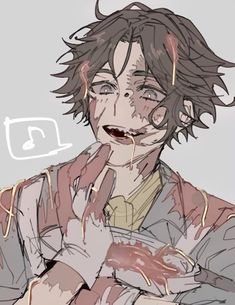 Miner - Identity V Handsome Anime Guys, Cute Anime Guys, Pretty Art, Cute Art, Identity Art, Personal Identity, Character Inspiration, Character Design, Amazing Drawings