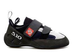 5.10 Rogue climbing shoe.