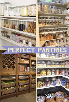 How to clean out your pantry Real Simple Kitchen Organization