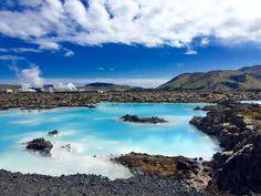 Iceland Blue Lagoon Meg Runs The World