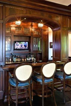 Home Bars Ideas Awesome Bar Bud Friendly Cool Rustic Basement Bar, Basement Bar Plans, Basement Bar Designs, Home Bar Designs, Industrial Basement, Basement Ideas, Modern Basement, Kitchen Designs, Home Bar Counter