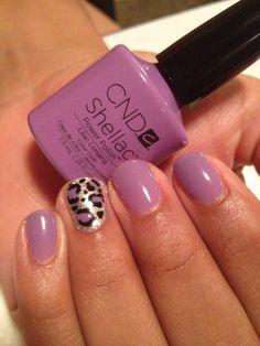 CND Shellac: Lilac Longing