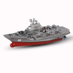 Original Create Toys Sea Wing Star 3319 2.4GHz All Direction Navigate Mini Radio Control Electric Aircraft carrier RTR Water Toy