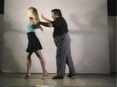Buddy Schwimmer  & Kathi Urban - Itermediate, Advance, Syncopations WCS - YouTube