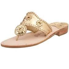 f72dc08cd3a607 Jack Rogers Women s Navajo Hamptons Sandal Flat Sandals
