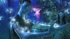 avatar scene | scene on the imaginary planet known as Pandora from James Cameron's ...