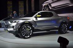 Hyundai Santacruz Concept