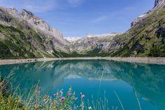 Montana, Bergen, Austria, Camper, Hiking, River, Landscape, Nature, Outdoor