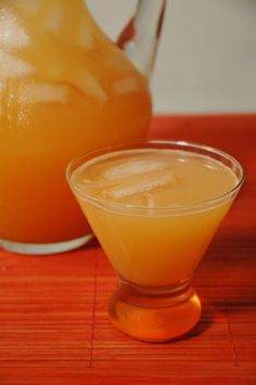 Barbara Adams Beyond Wonderful » Agua de Melon Mexican Cantaloupe Water Drink Recipe