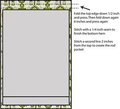 How to Make Lined Curtain Panels - Our Lake Life.  Uses twin sheet from Walmart to line panel.