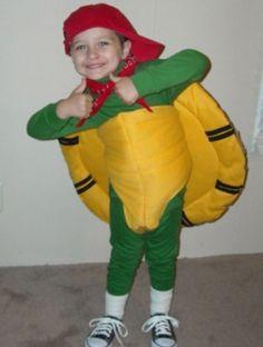 Homemade Franklin Halloween costume